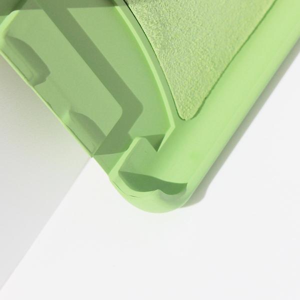 Einzelnes Case in Green