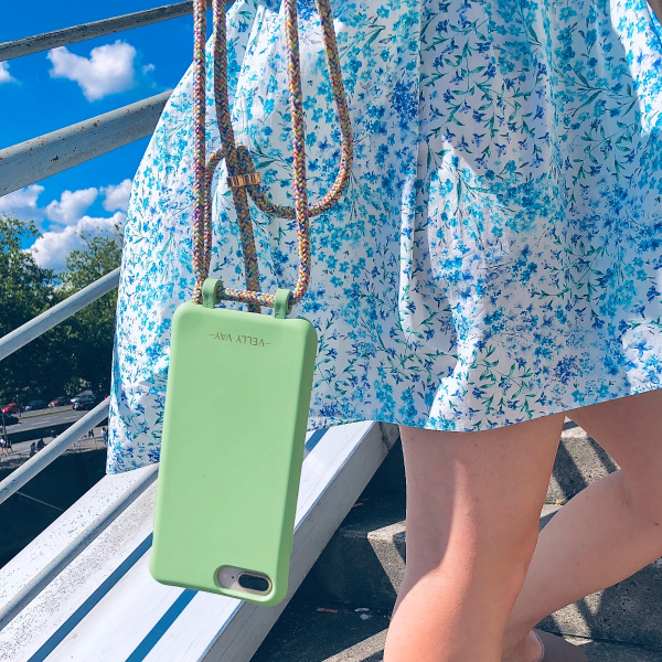 NECKLACE CASE 2 in 1 - Green