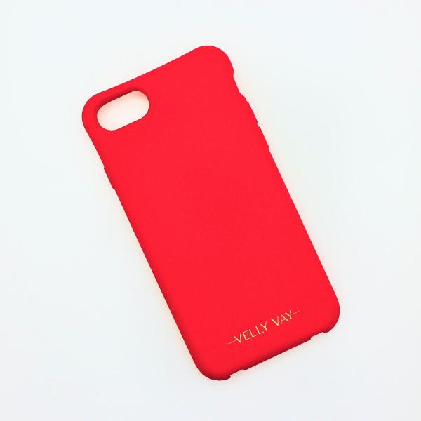 Einzelnes Case in Red